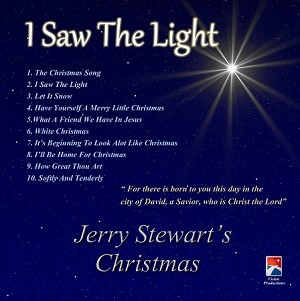 Jerry's Christmas CD
